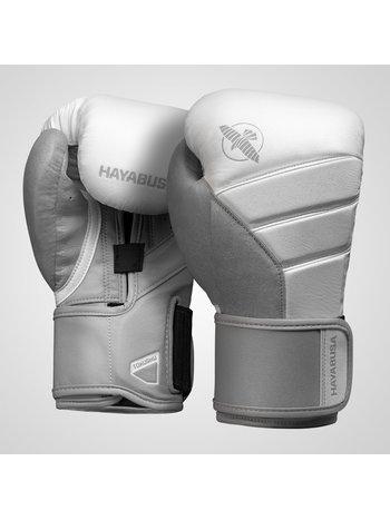 Hayabusa Hayabusa T3 Boxhandschuhe Weiß Grau Fight Store Deutschland