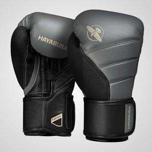 Hayabusa Hayabusa BoxhandschuheT3 Dunkel Grau Schwarz Boxing Gloves