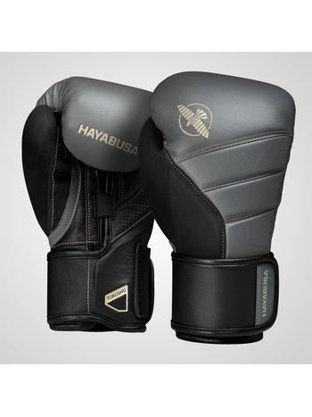 Hayabusa Hayabusa BokshandschoenenT3 Donkergrijs Zwart Boxing Gloves