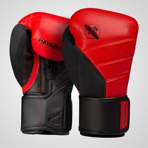 Hayabusa Hayabusa Boxing Gloves T3 Red Black Fightgear Europe