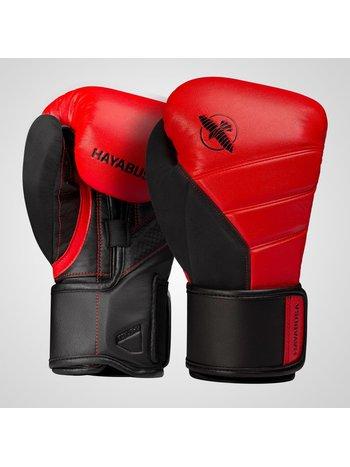 Hayabusa Hayabusa Boxing GlovesT3 RedBlackFightgear Europe