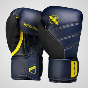 Hayabusa Hayabusa Boxing Gloves T3 Navy Blue Yellow Hayabusa Europe