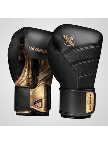 Hayabusa Hayabusa Boxing GlovesT3 Black Gold