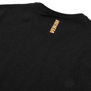 Venum Venum Mixed Martial Arts MMA VT T Shirt Zwart Goud