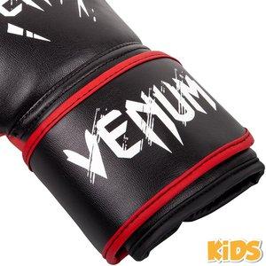 Venum Venum Contender Kinder Boxhandschuhe Schwarz Rot