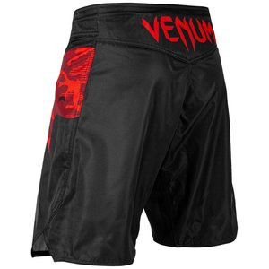 Venum Venum Fight Shorts Light 3.0 Black Red Camo
