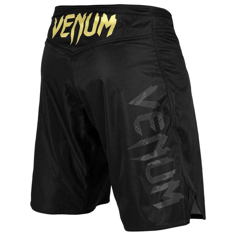 Venum Venum Fight Shorts Light 3.0 Zwart Grijs Camo