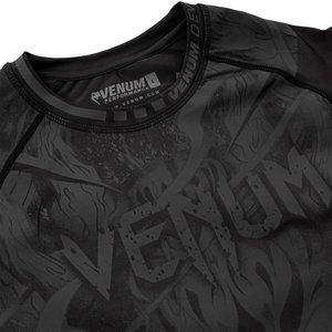 Venum Venum Rash GuardsDevil L/S Zwart Venum Vechtsport Kleding
