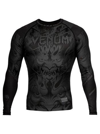 Venum Venum Rash GuardsDevil L/S Schwarz Venum Martial Arts Kleidung