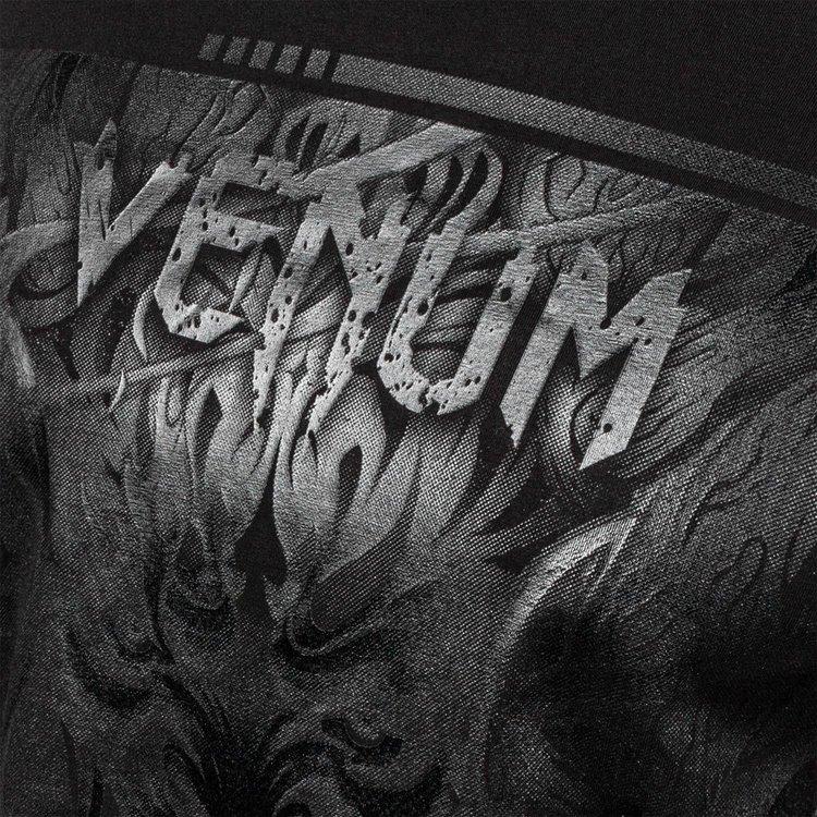 Venum Venum T ShirtDevil Schwarz Venum Deutschland