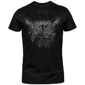 Venum Venum T Shirt Devil Black Venum Fight Europe