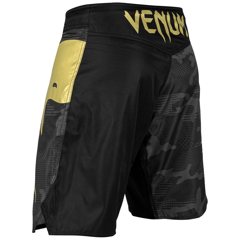 Gold//Black XL Venum Light 3.0 Fightshorts
