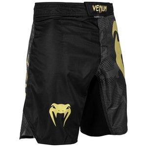 Venum Venum Fight Shorts Light 3.0 Schwarz Gold Camo