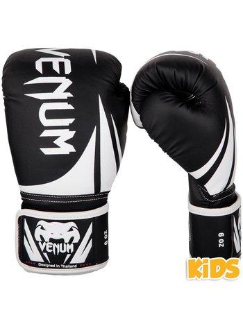 Venum Venum Challenger 2.0 Kids Boxing Gloves Black White