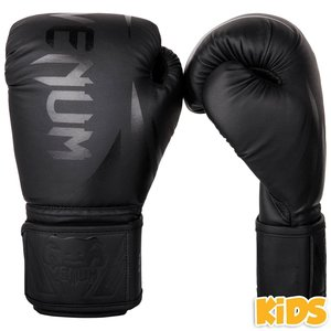Venum Venum Challenger 2.0 Kids Boxing Gloves Black Black