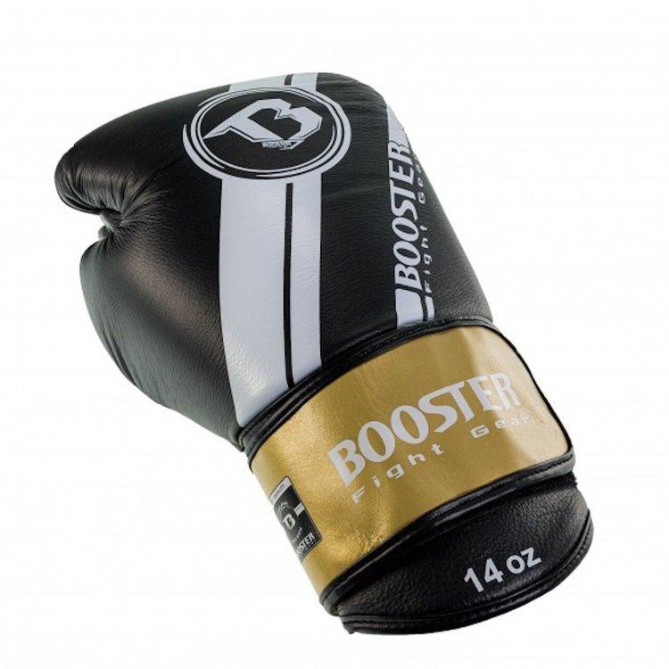 Booster Booster Boxing Gloves BGL V3 Pro RangeBlack White Gold