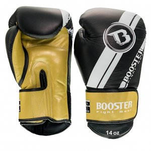 Booster Booster Boxing Gloves BGL V3 Pro Range Black White Gold