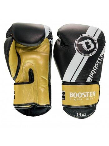 Booster Booster Pro Range Bokshandschoenen BGL V3 Zwart Wit Goud