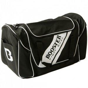 Booster Booster Team Duffel Training Bag Sporttasche Schwarz Weiss