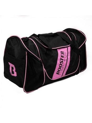 Booster Booster Team Duffel Training Bag Sporttas Zwart Roze