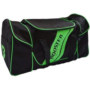 Booster Booster Team Duffel Training Bag Sporttas Zwart Groen