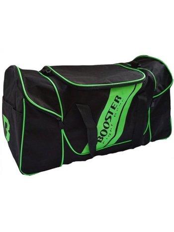Booster Booster Team Duffel Training Bag Sporttas Zwart Groen