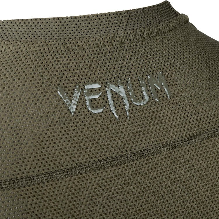 Venum Venum Rash Guard G-Fit L/A Khaki Grün
