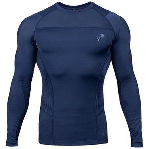 Venum Venum Rashguard Kompressions ShirtG-Fit L/A Blau