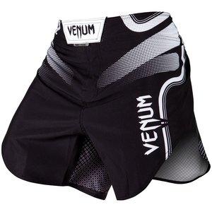 Venum Venum Kleidung Tempest 2.0 Fight Shorts Schwarz Weiss