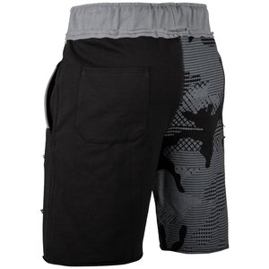 Venum Venum Assault Cotton Training Shorts Black Camo Grey