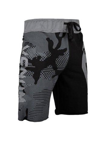 Venum Venum Assault Cotton Training Shorts Black Camo Grey