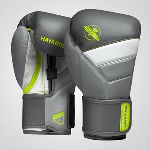 Hayabusa Hayabusa Boxing Gloves T3 Charcoal Lime