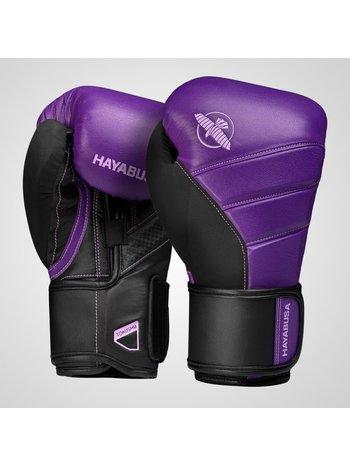 Hayabusa Hayabusa Boxing GlovesT3 Purple Black