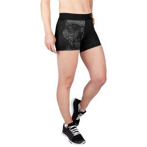 Venum Venum Dames Shorts Santa Muerte 3.0 Zwart Zwart