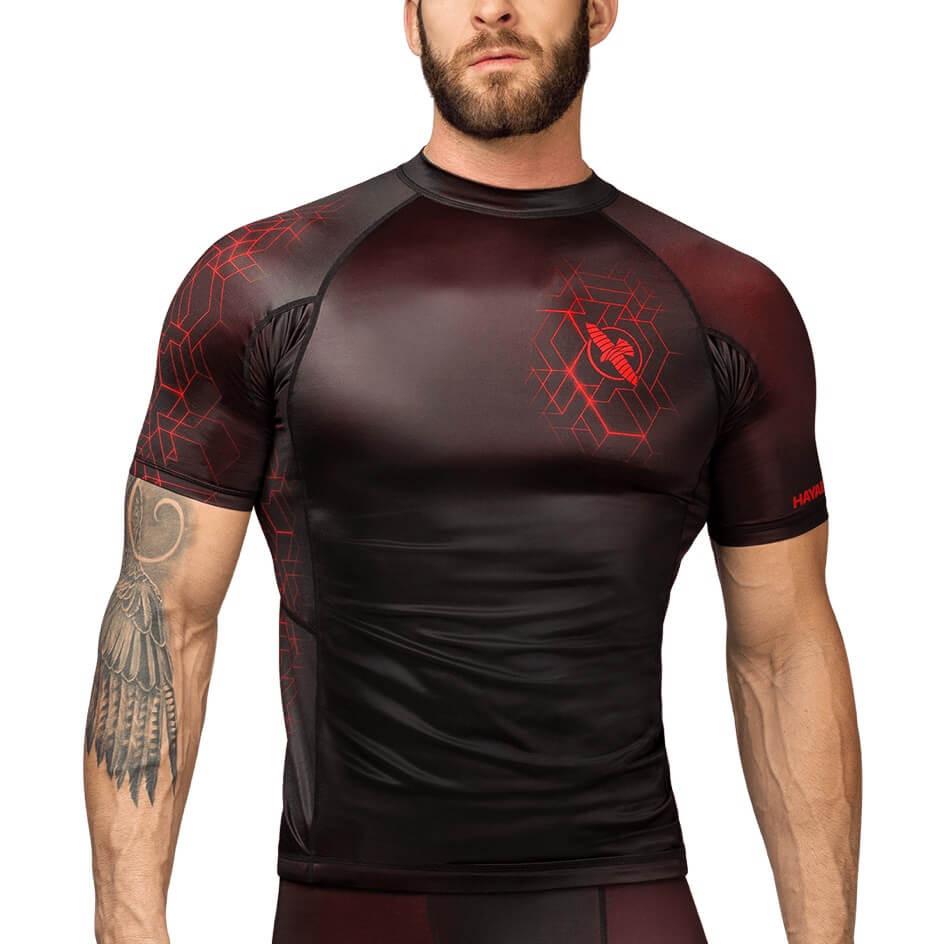 Fighting Sports Rash Guard Long Sleeve and Short Sleeve