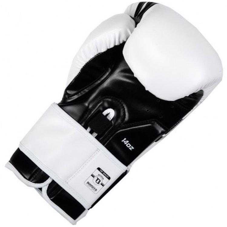 Booster Booster Bokshandschoenen BG Premium Striker 2 Wit Zwart