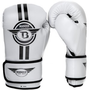 Booster Booster Boxing Gloves BG Youth ELITE 4 White Black