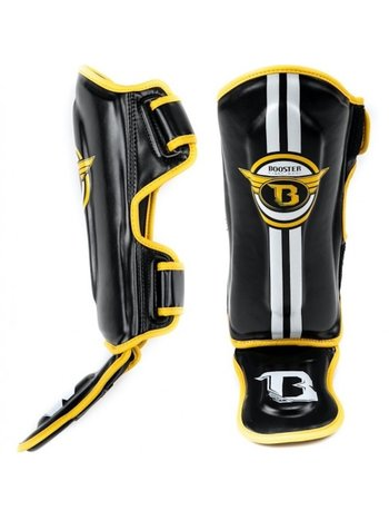 Booster Booster Kids Shinguards SG YOUTH ELITE 3 Black Yellow