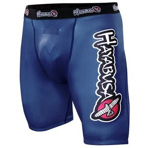 Hayabusa Hayabusa Haburi Compression Shorts Blue