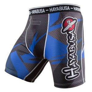 Hayabusa Hayabusa Metaru 47 Compressie Short Blauw