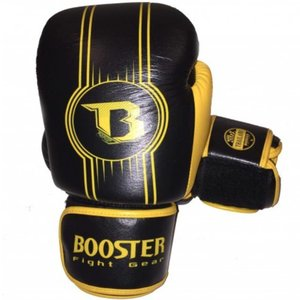 Booster Booster Boxing Gloves Pro Range BGL 1 V6 Black Yellow