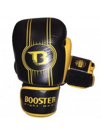Booster Booster Boxing Gloves Pro Range BGL 1 V6 Black Yellow