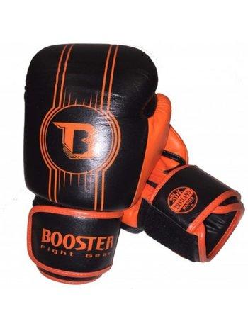 Booster Booster Kickboxing Gloves Pro Range BGL 1 V6 Black Orange