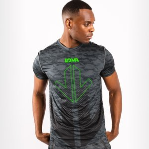 Venum Venum Arrow LOMA Signature Collection Dry Tech T-shirt Dark Camo