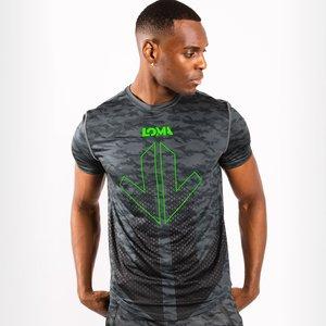 Venum Venum Arrow LOMA Signature Kollektion Dry Tech T-Shirt Dark Camo