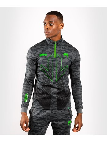 Venum Venum ARROW LOMA Signature Collection Collared Zip Sweatshirt Camo
