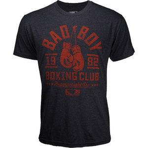 Bad Boy Bad Boy Boxing Club T Shirt Black Red Martial Arts Clothing