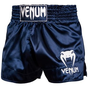 Venum Venum Muay Thai Classic Kickboxing Shorts Blue