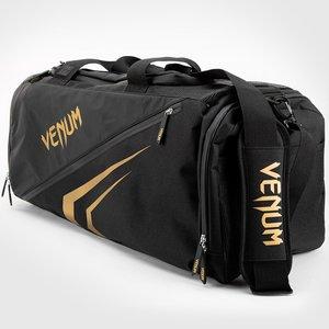 Venum Venum Trainer Lite EVO Sporttasche Schwarz Gold