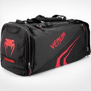 Venum Venum Trainer Lite EVO Sporttasche Schwarz Rot